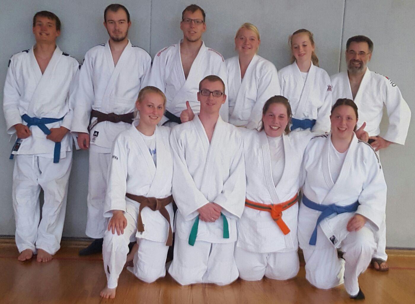 Wettkampfgruppe II (2016)