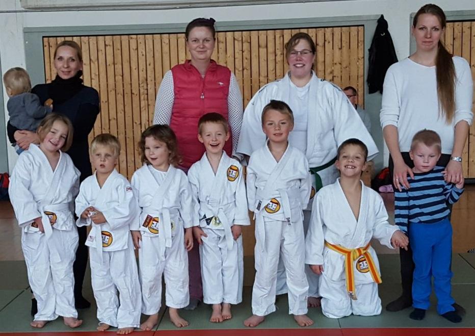 Judo-Minis (2017)
