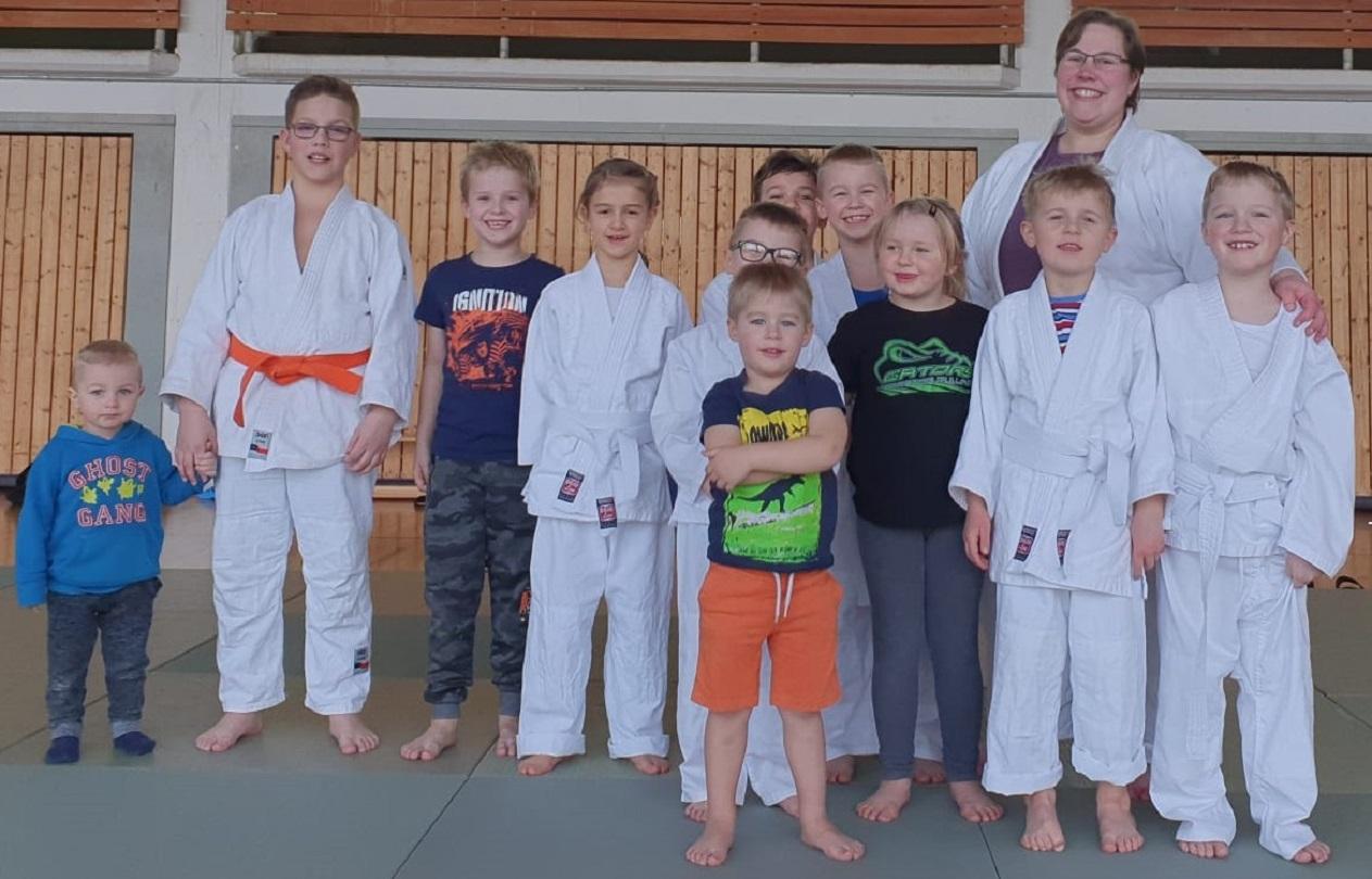 Judo-Minis (2020)