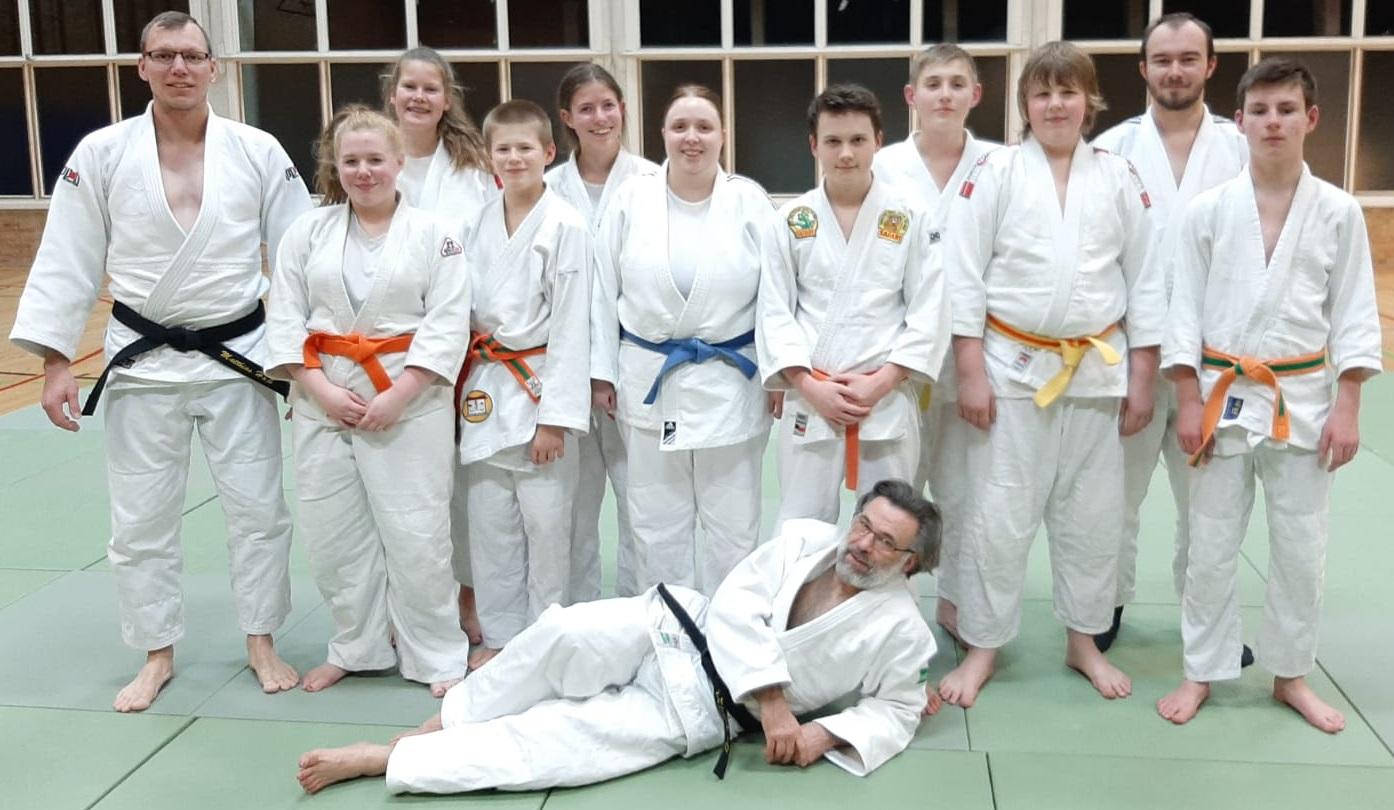 Judo-Teens & Erwachsene (2020)